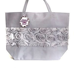 NWT Floral tote.